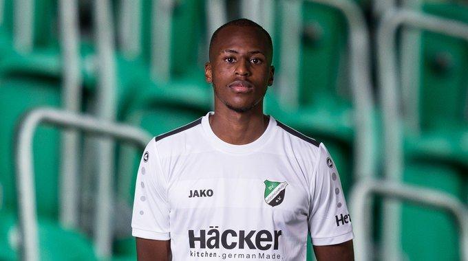 Kelvin Lunga relishing chance to represent Zim