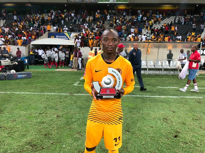 Billiat stars as Dzvukamanja hits late brace