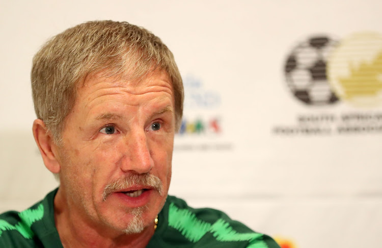 SAFA names Baxter replacement