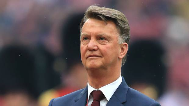 Louis van Gaal: I should have joined Tottenham not Manchester United
