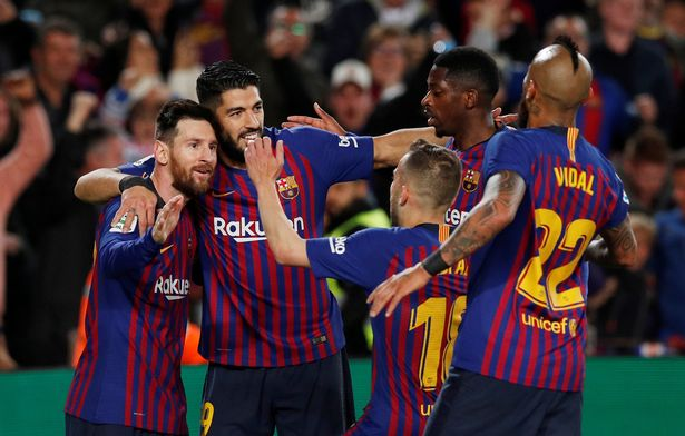 Barcelona retain La Liga title