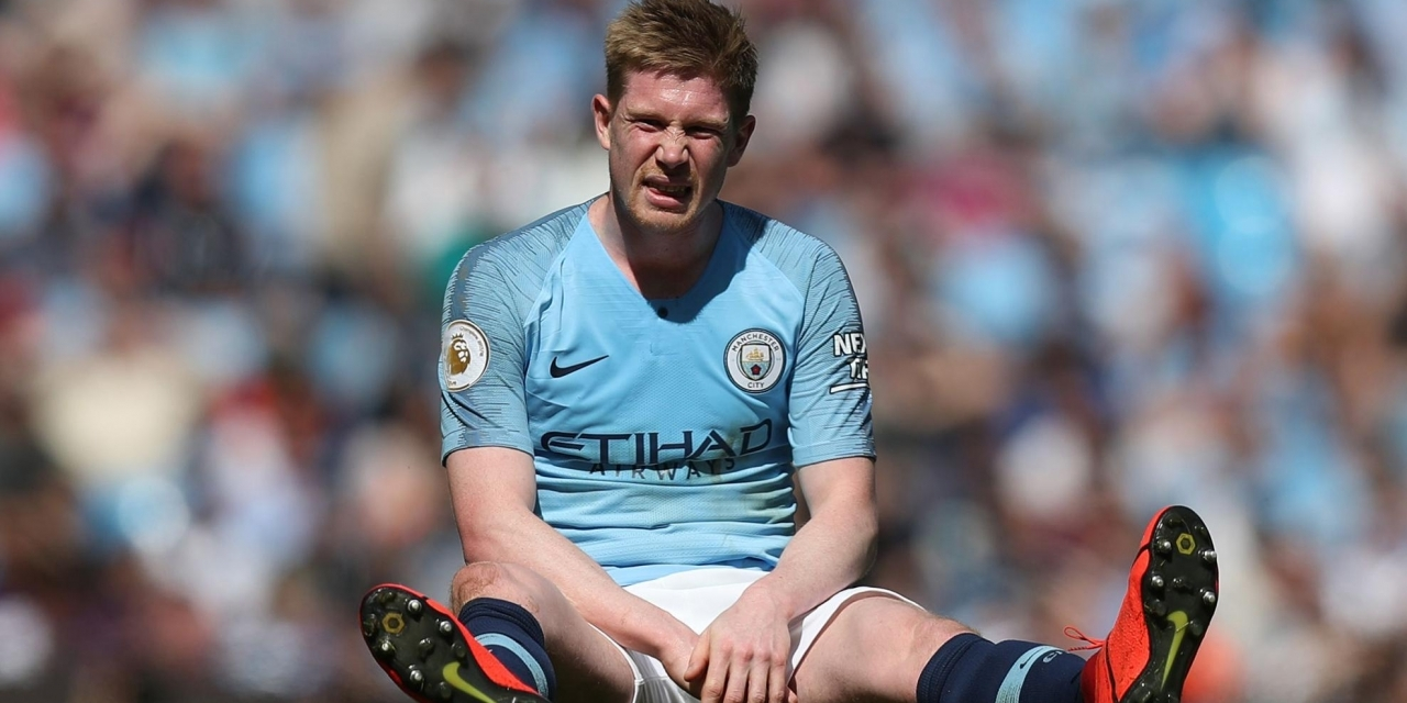 De Bruyne to miss Manchester derby