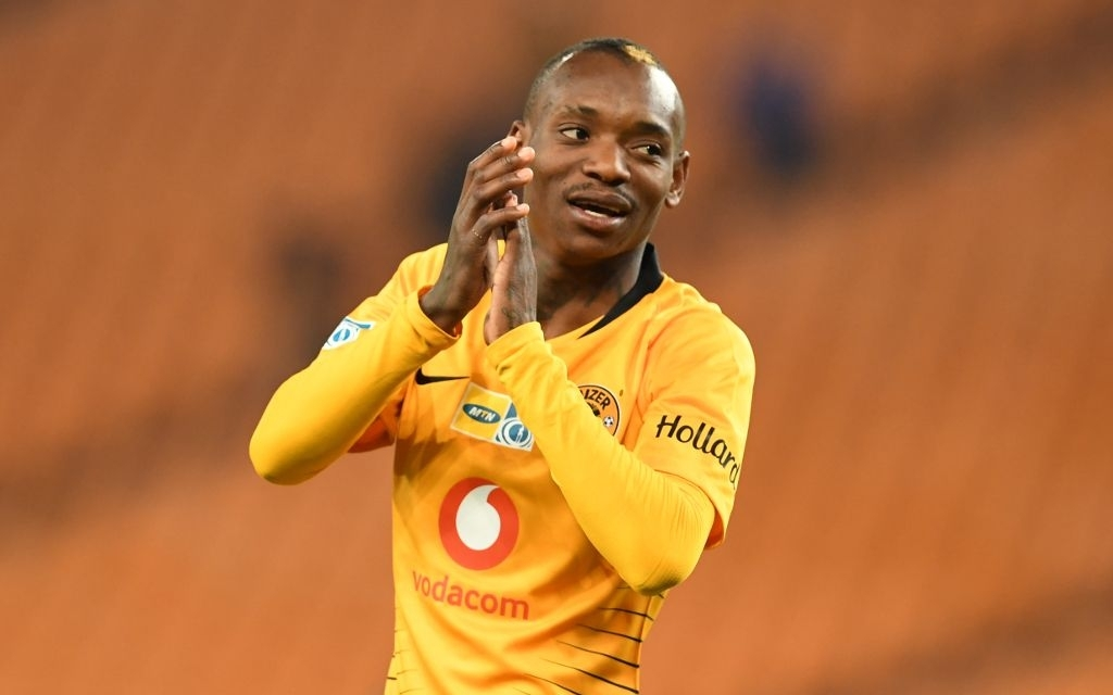 Billiat gives back to community, launches Khama Billiat Foundation