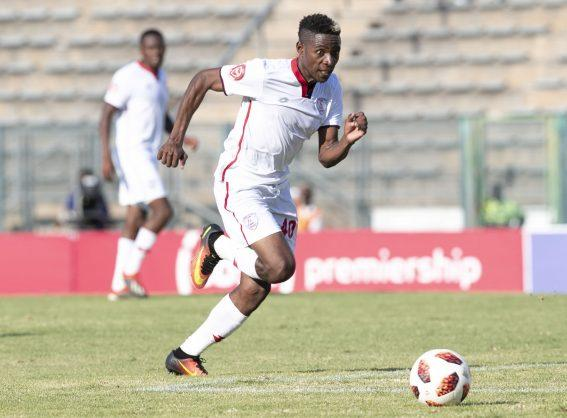 Katsvairo facing bleak future at Free State Stars – Report
