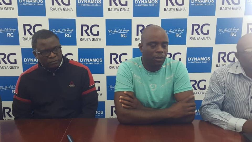 Official: Ndiraya appointed new Dynamos coach