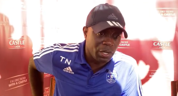 Ndiraya admits absence of trio is affecting the team