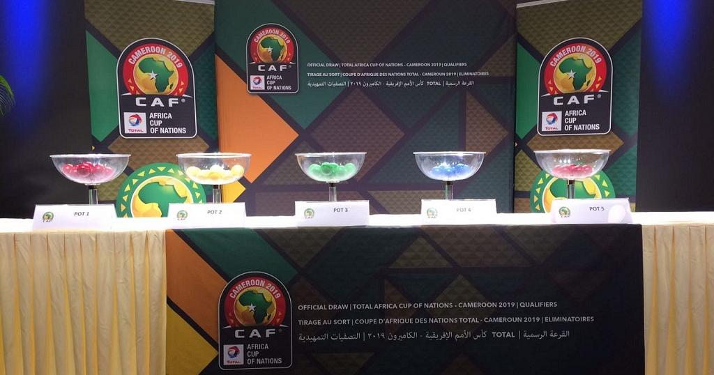 2019 Afcon Draw: Everything you need to know