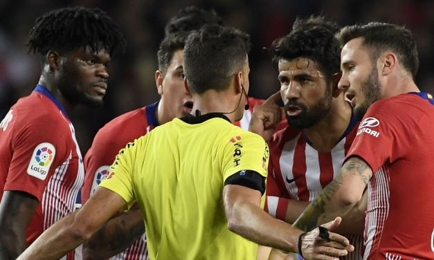 Diego Costa handed eight-match ban