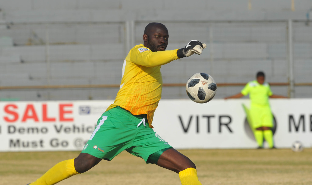Edmore Sibanda joins Golden Arrows