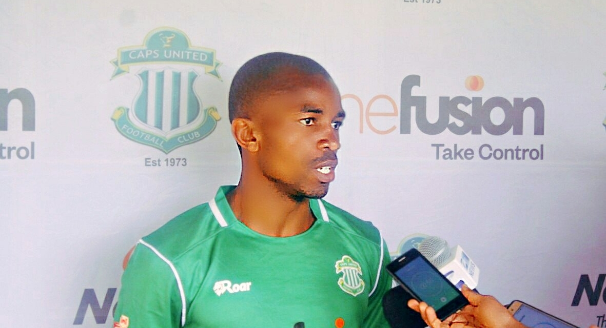Official: Nyoni joins Maritzburg United