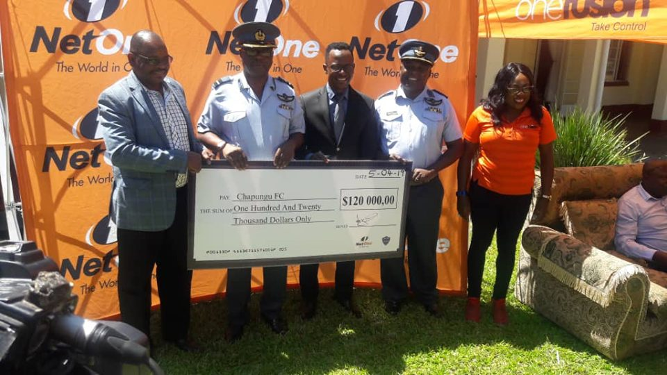 Chapungu get over $120k from NetOne