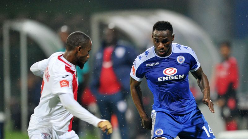 Bhasera gets new deal at SuperSport United