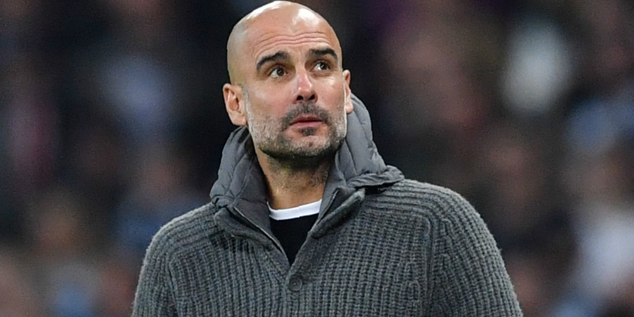 Guardiola questions VAR decision after Man City crushes out of C.L