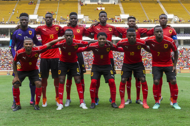Angola pulls out of 2019 COSAFA Cup