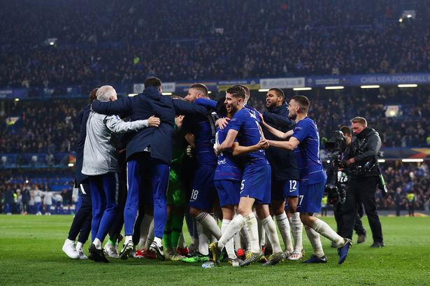 EPL is the best championship, says Sarri after reaching Europa final