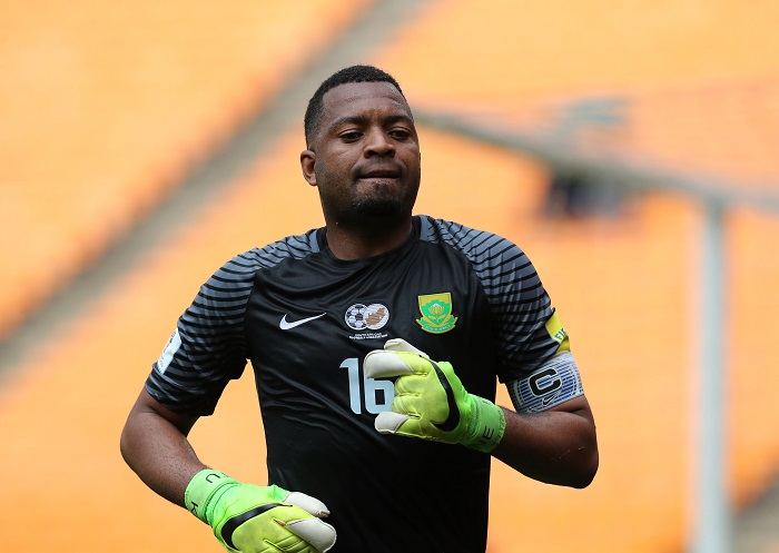 Khune back in Bafana squad as Molefi Ntseki announce team for Afcon Qualifiers