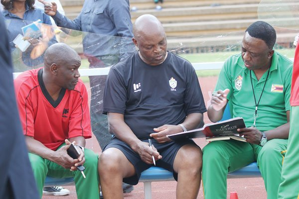 Chidzambwa gives update on Warriors' Afcon and Cosafa preparations