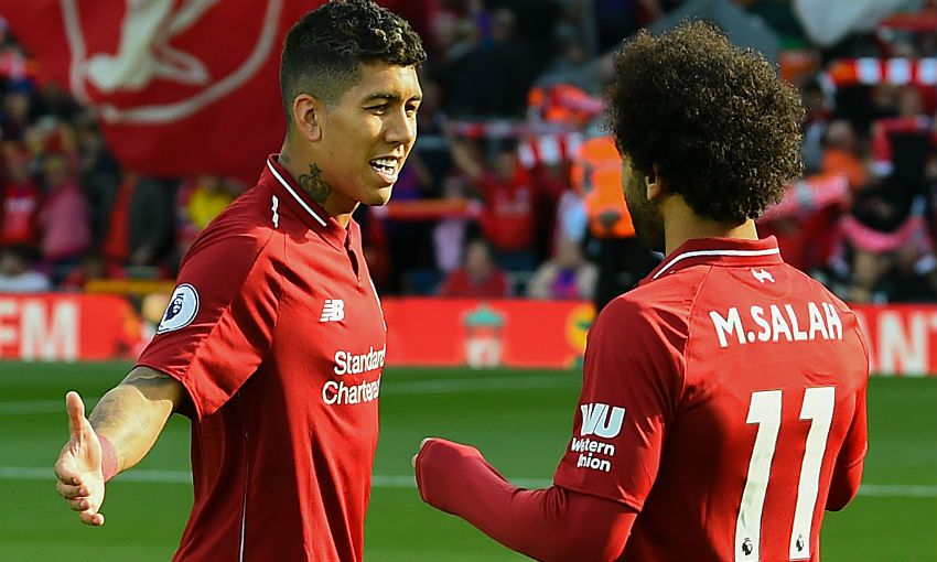 Klopp gives update on injured duo of Salah and Firmino ahead of Barca clash