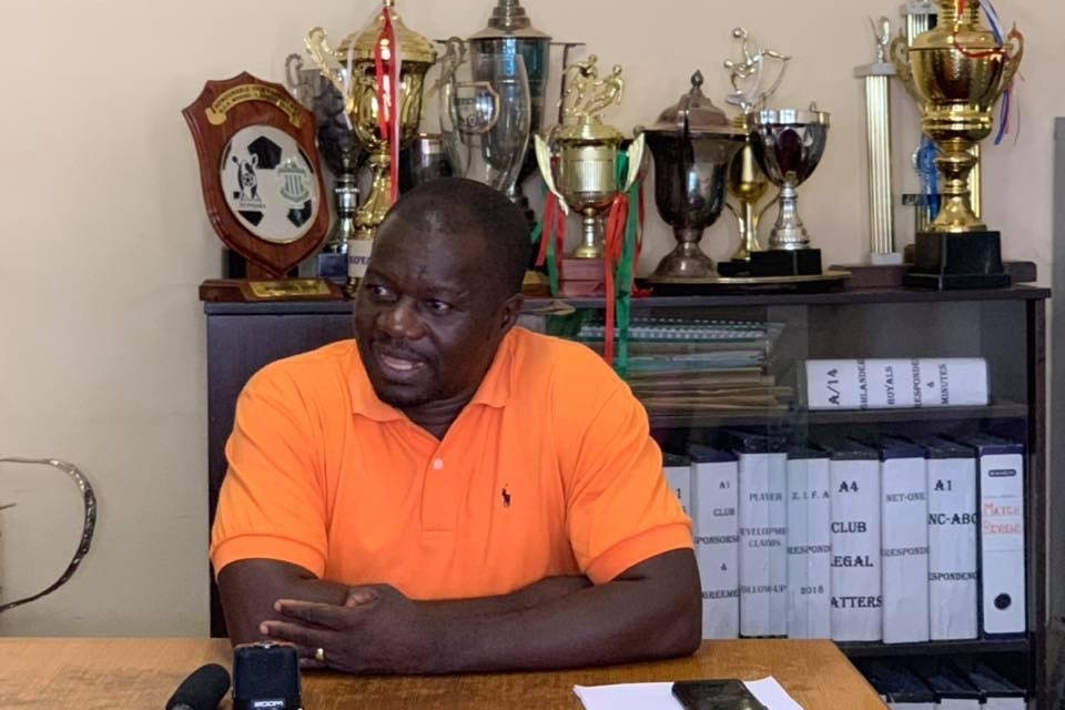 Highlanders reinstate CEO Nhlanhla Dube