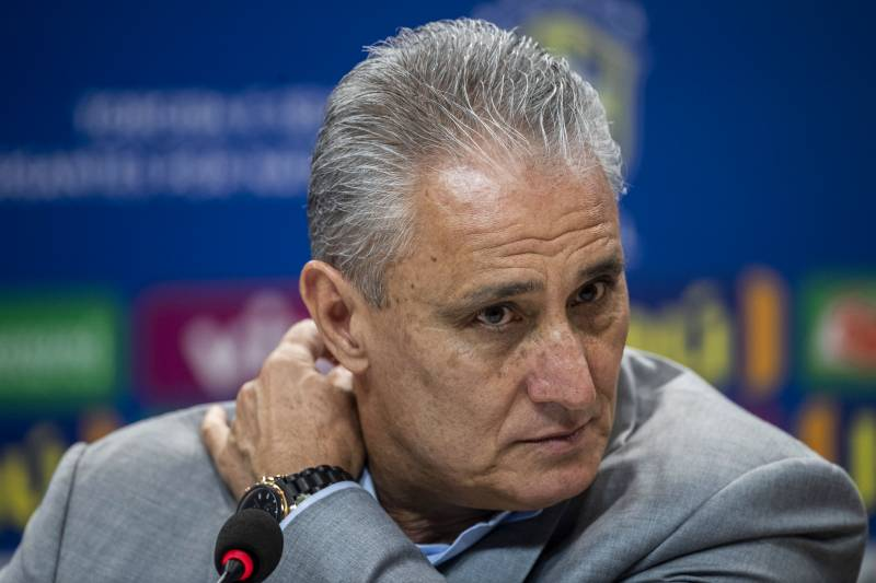 Tite tells Messi to show some respect