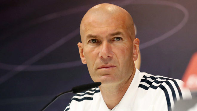 They were better than us: Zidane
