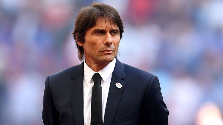 Official: Inter appoints Antonio Conte as new coach