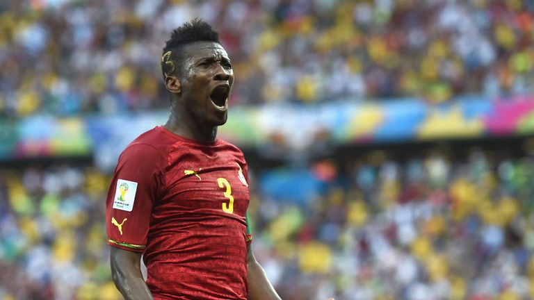 "Gyan ""elevated"" to general captain, new Ghana skipper named"
