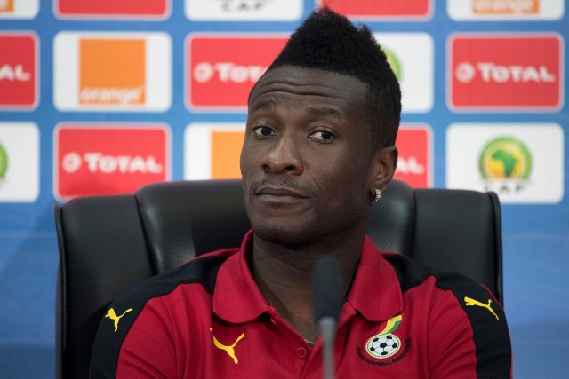 Official: Asamoah Gyan rescinds decision to retire from international football