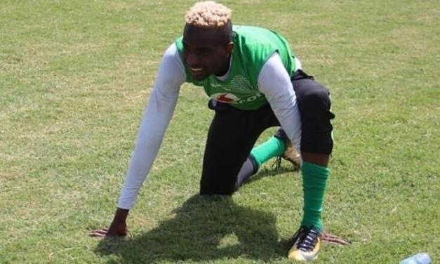 Warriors midfielder joins Guinean giants