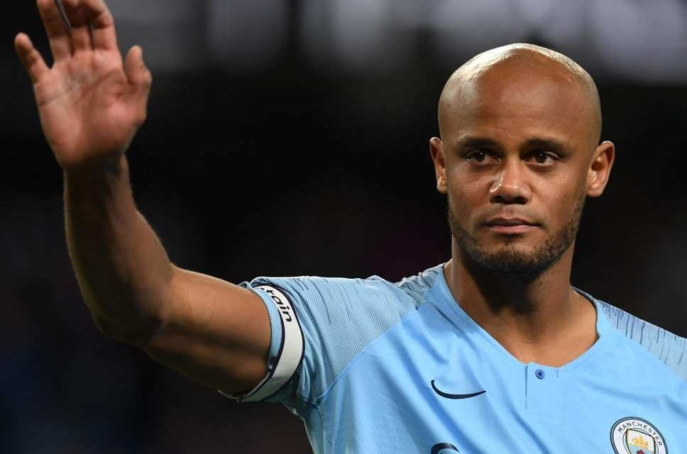 Kompany leaves Man City to join Musona's Anderlecht