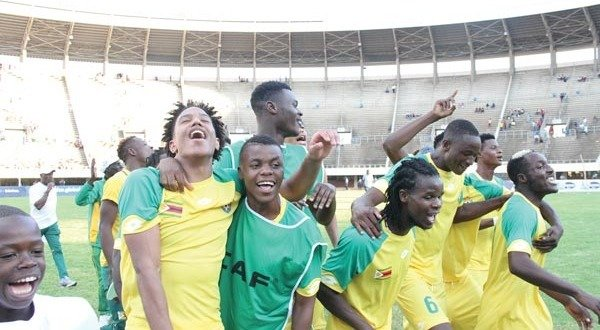 Young Warriors coach Ndiraya names provisional squad for S.A clash