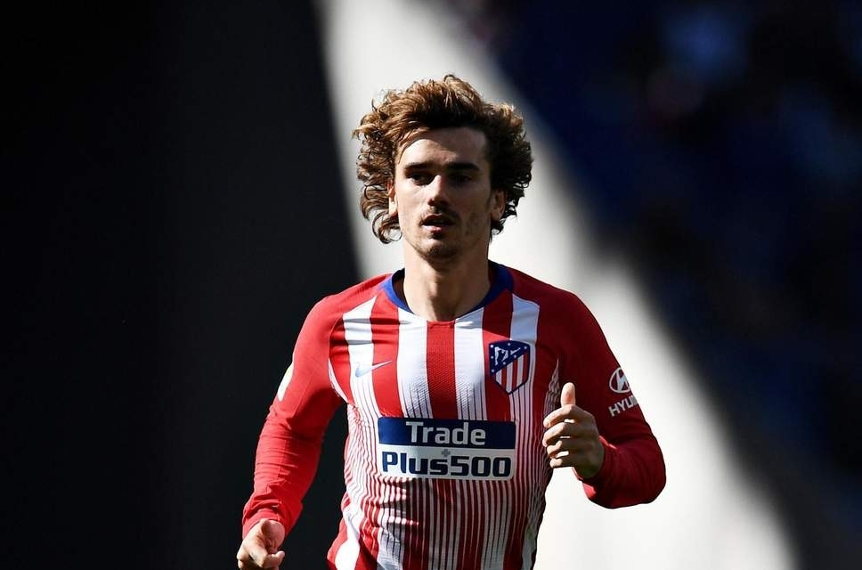 Atletico Madrid CEO reveals Antoine Griezmann's next club