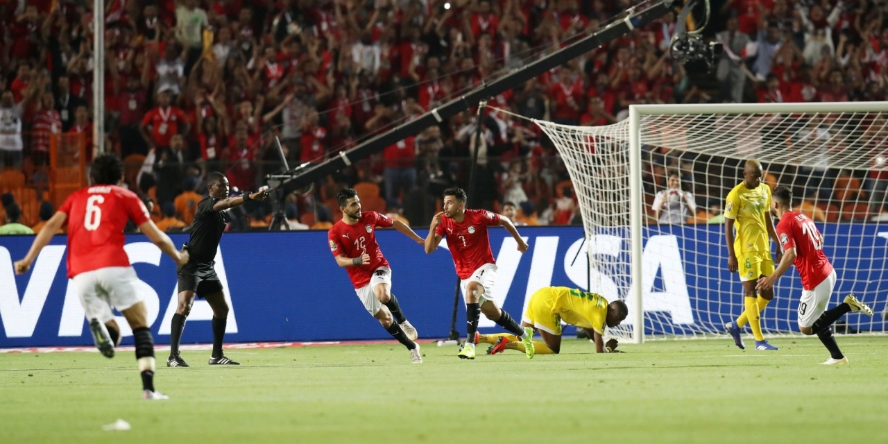 Warriors lose to Egypt in Afcon opener