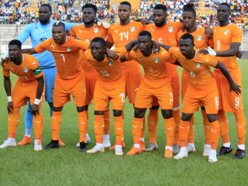 Ivory Coast's final squad for Afcon