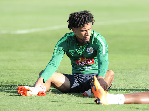 S.A's Keagan Dolly out of Afcon tournament