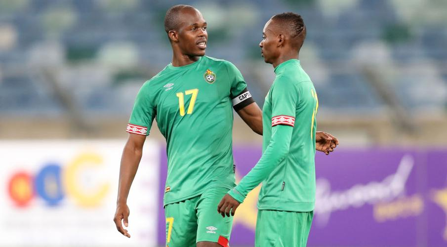 Musona comments on Zifa's failure to pay players on time