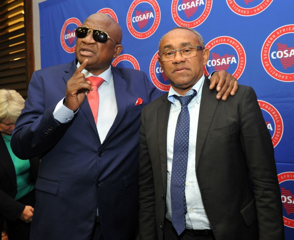 Chiyangwa garners support for underfire CAF boss