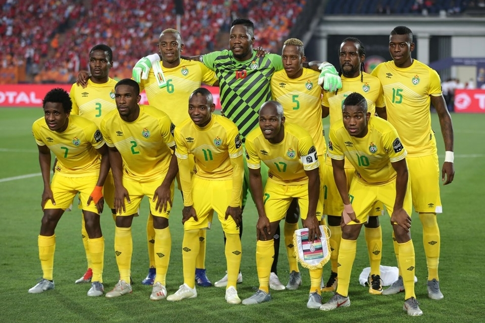 Warriors slump to worst FIFA Ranking in 2019
