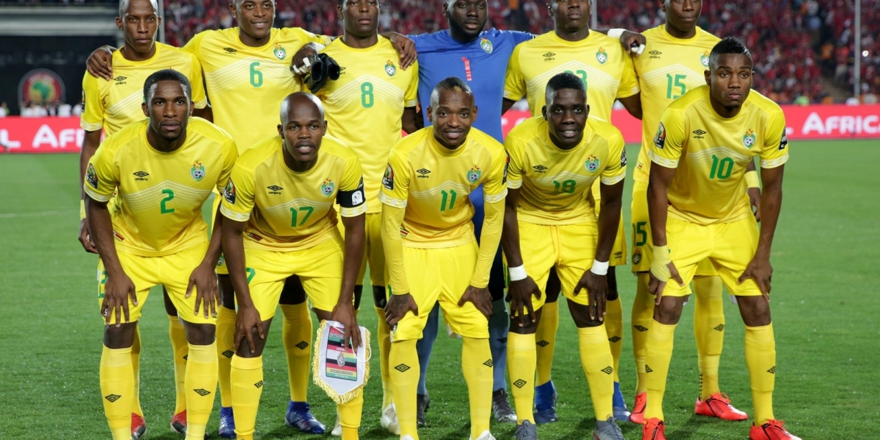 Warriors starting eleven to face Uganda named