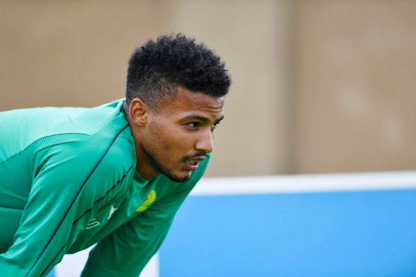 Player dropped from S.A Afcon squad after going AWOL