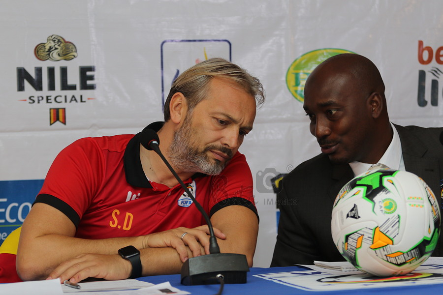 Uganda coach terminates contract after taking the team to Afcon knockout stages