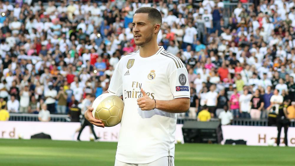 Real Madrid move, a dream come true: Hazard