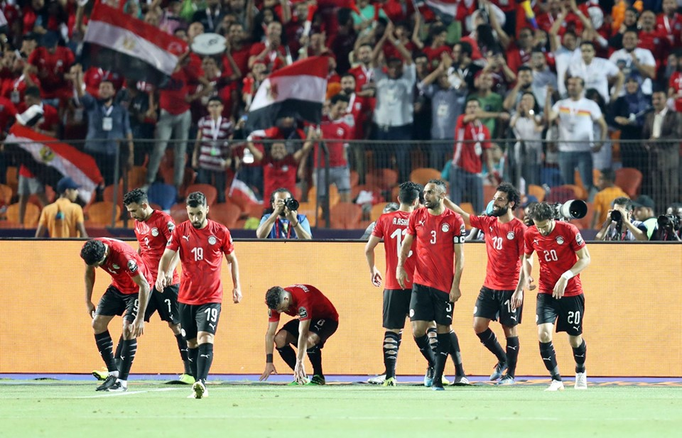Egypt joins Nigeria in 2019 Afcon knockout stage