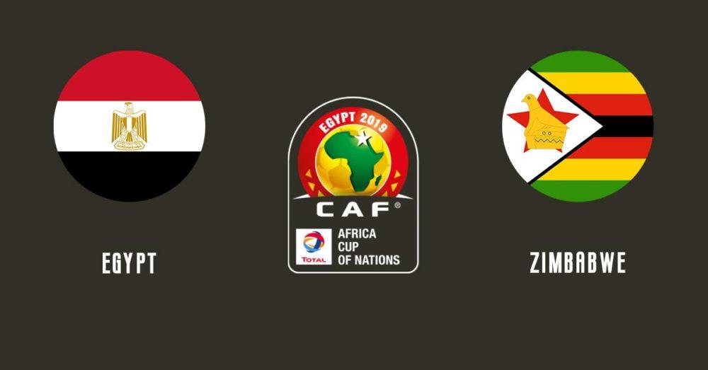 Action as it happened: AFCON 2019 – Egypt v Zimbabwe