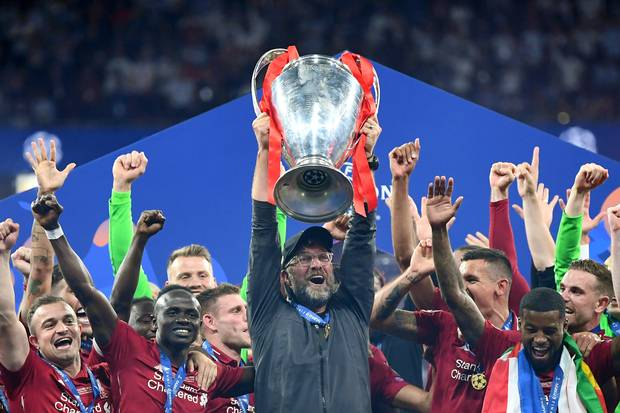 I lost six finals and my family suffered more than me, says Klopp after CL triumph