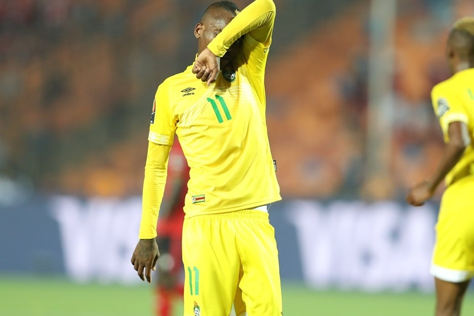 We, the strikers, let the nation down: Khama Billiat