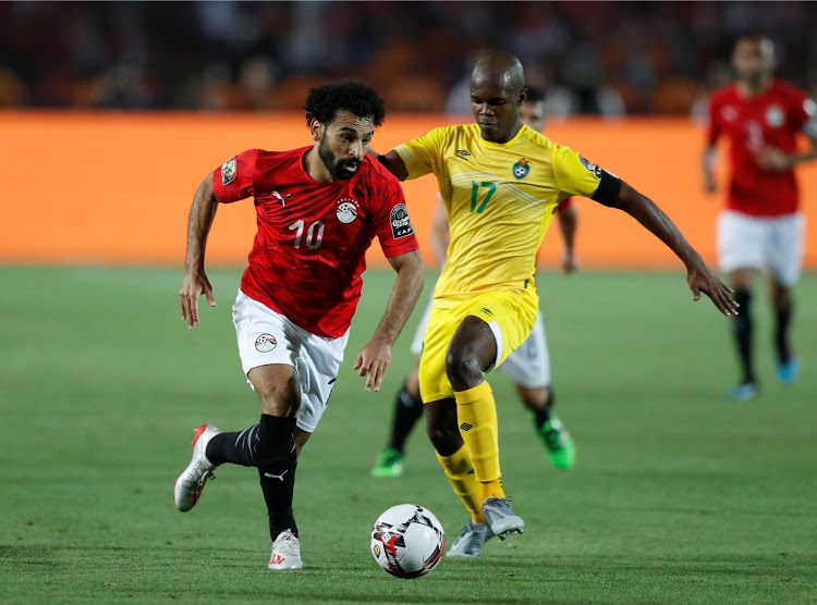 Captain Musona's message after Egypt defeat
