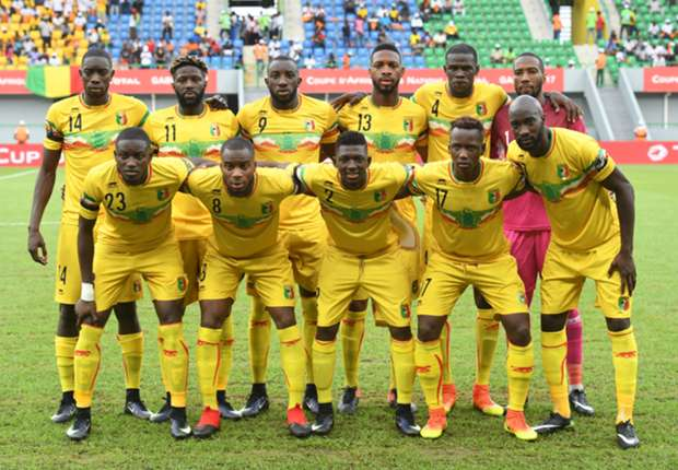 Mali expel striker following an act of gross indiscipline