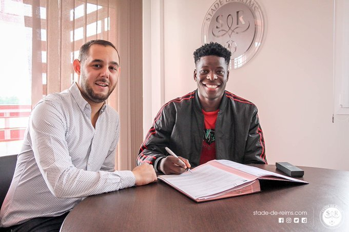 Munetsi reveals how French club started scouting him