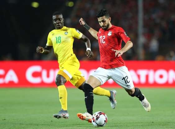 Nakamba speaks on Zim's chances of reaching knockout stages